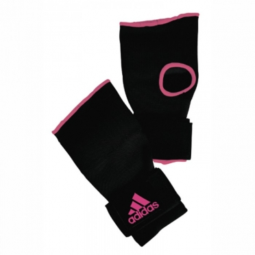 Adidas Inner Gloves With Lining black/pink