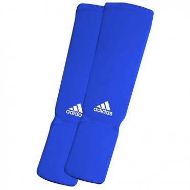 Adidas Shinguards Elastic Shin-n-Step Blue
