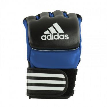 Adidas Ultimate MMA Gloves black/blue