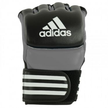 Adidas Ultimate MMA Gloves black/silver
