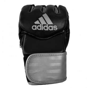 Adidas Traditional Grappling Boxing Gloves black/grey