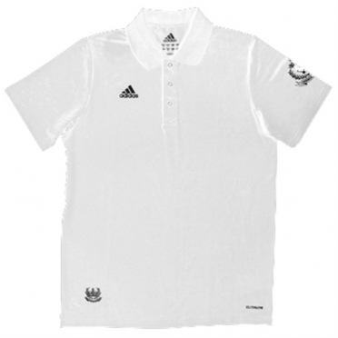 Adidas Polo Short Sleeve White