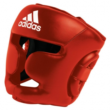 Adidas Response head guard red