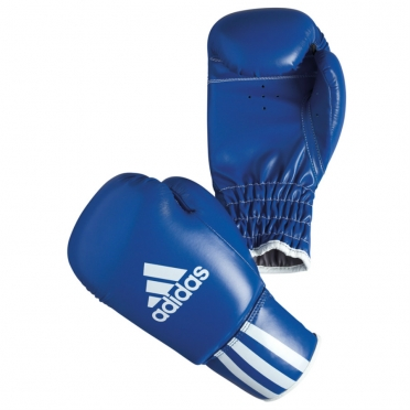 Adidas Rookie Cildren (kick)Boxing Gloves Blue