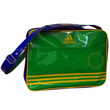 Adidas Sport Bag Shiny Green/Blue/Yellow