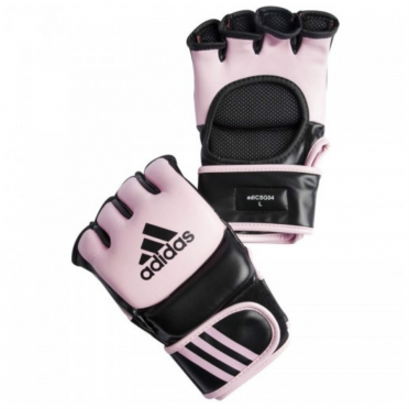 Adidas Ultimate MMA Gloves Black/Pink