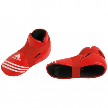 Adidas foot protector Super Safety Kick Red