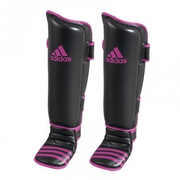 Adidas Shinguards Economy black/pink