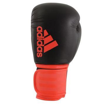Adidas Hybrid 100 (kick)boxing gloves black/red