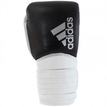 Adidas Hybrid 300 (kick)boxing gloves black/white