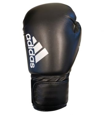 Adidas Hybrid 50 (kick)boxing gloves black/white