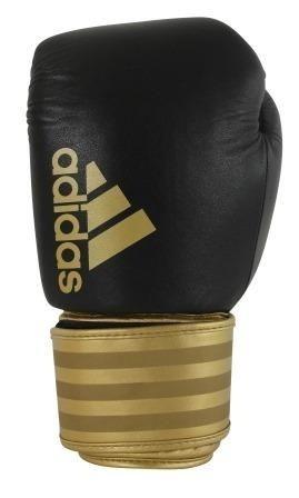 Adidas Hybrid 200 (kick)boxing gloves black/gold