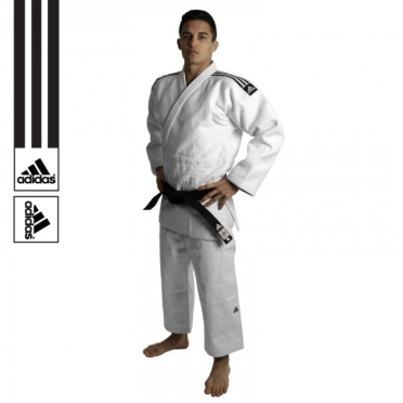 Adidas judo suit Champion II IJF Approved White