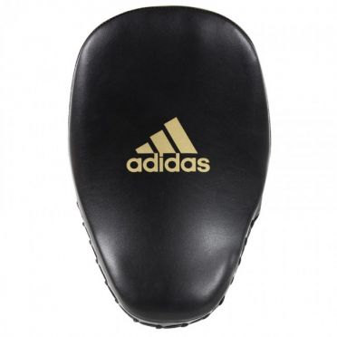 Adidas Focus Curved Economy mitts/handpads black/gold