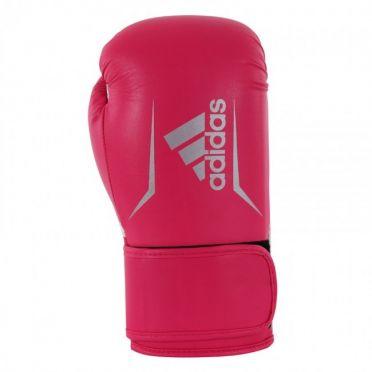 Adidas Speed 100 (kick)boxing gloves pink/silver