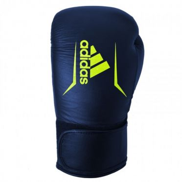 Adidas Speed 175 (kick)boxing gloves blue/yellow