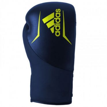 Adidas Speed 200 (Kick)boxing gloves blue/yellow