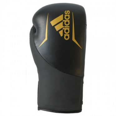 Adidas Speed 200 (Kick)boxing gloves black/gold