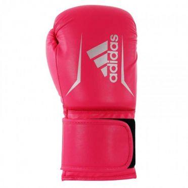 Adidas Speed 50 (kick)boxing gloves pink/silver