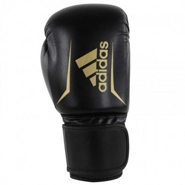 Adidas Speed 50 (kick)boxing gloves black/gold