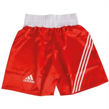 Adidas Boxing Short MULTI Red/White