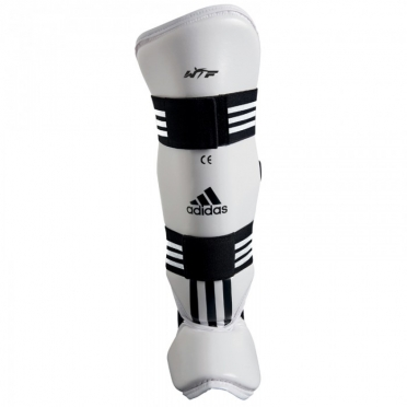 Adidas taekwondo shin and instep guards
