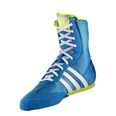 Adidas Boxing Shoes Box Hog 2 blue
