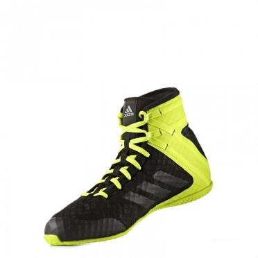 Adidas boxing shoes Speedex black/lime 16.1