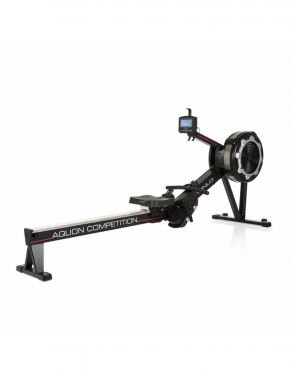 Finnlo Aquon Competition Rowing Machine Black