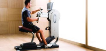 Arm exercise bikes