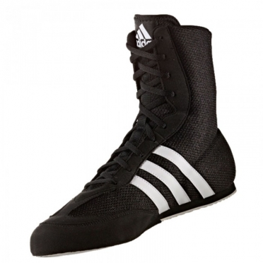 Adidas Boxing Shoes Box Hog 2 black/white