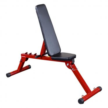 Body-Solid Best Fitness weight bench