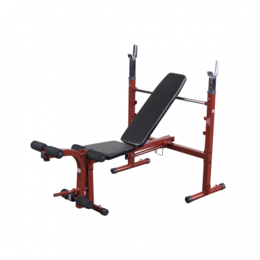 Body-Solid Best Fitness Olympic weight bench