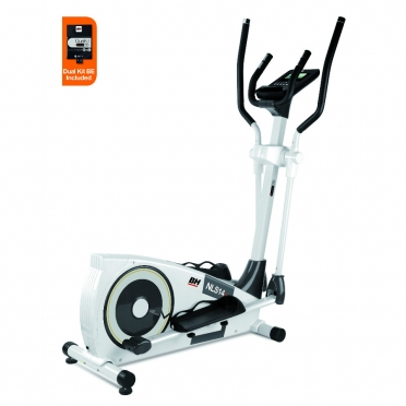 BH Fitness Hometrainer Carbon Bike Dual BWH8705U