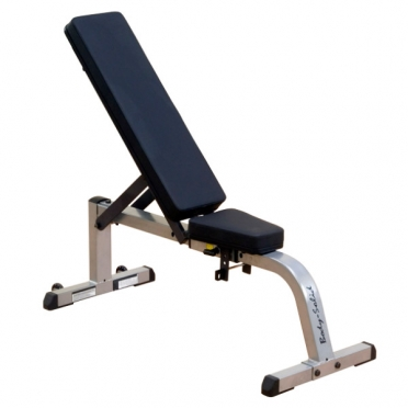 Body-Solid Heavy duty flat incline weight bench