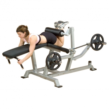 Body Solid Leverage Line Leg Curl (LVLC)