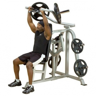 Body Solid Leverage Shoulder Press (LVSP)