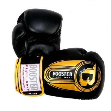 Booster Pro Range BGL V5 leather boxing gloves
