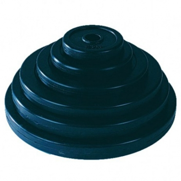Bremshey weight disc rubber 5 kg Ø 30 mm (08BRSCL145)