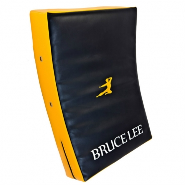 Bruce Lee Target Kick Shield Signature