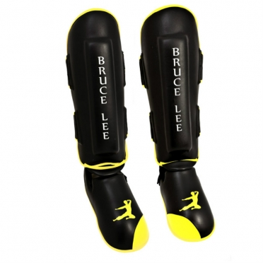 Bruce Lee shinguards Signature