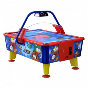 Airhockey table Outdoor Coin Op Buffalo Baby (6009.002)