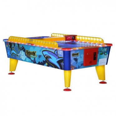 Airhockey table Outdoor Coin Op Buffalo Shark 8 FT (6009.028)