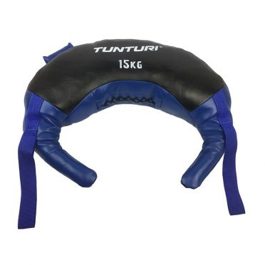 Tunturi Bulgarian bag 15kg blue
