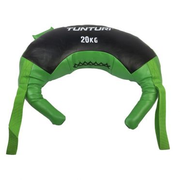 Tunturi Bulgarian bag 20kg green