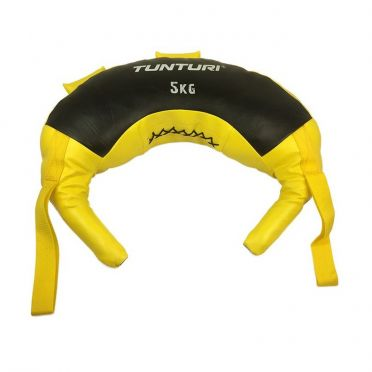 Tunturi Bulgarian bag 5kg yellow