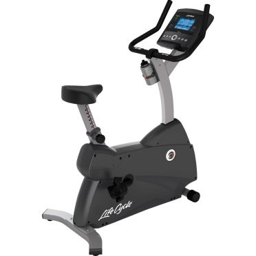 Life Fitness Exercise Bike LifeCycle C1 Go Console