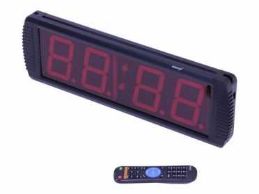 Lifemaxx Crossmaxx 4 Digit Interval Timer LMX1282