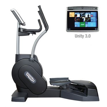 TechnoGym lateral trainer Excite+ Crossover 700 Unity 3.0 black used