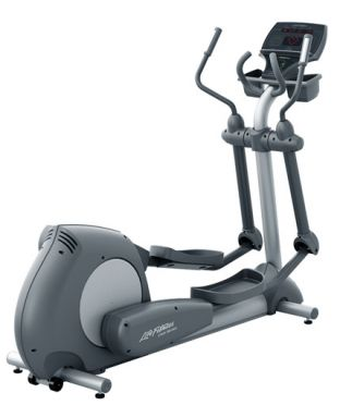 Life Fitness crosstrainer 9500HR Next generation used